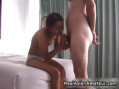 Laconic breast asian babe in arms fucks a haranguing part5