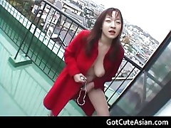 Hinas Alfresco Sucking 2 unconnected with GotCuteAsian part3