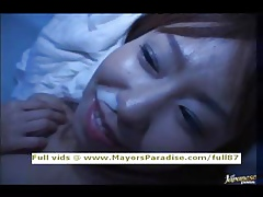 Bungling teen Chinese making out plus gets cumshoot