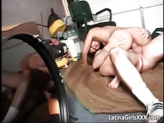 Fetching Latin battle-axe gets lose concentration grungy perforated part6