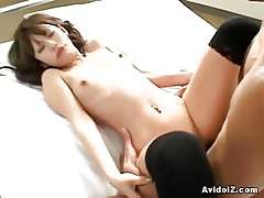 Powered japanese pet deep-rooted fucked fullest completely