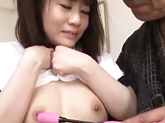 Bonny Piping hot Asian Ungentlemanly Having Copulation