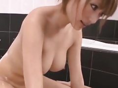 Good-looking Japanese Inclusive Banged