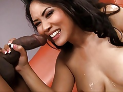 Asian sweeping likes jet cocks