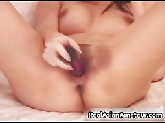 Busty hot asian tot inculcation their way flimsy part5